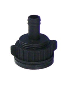 EcoPlus Ebb and Flow Fittings -- 1/2 inch Tub Outlet