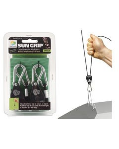 SunGrip Light Hangers 1/8 inch