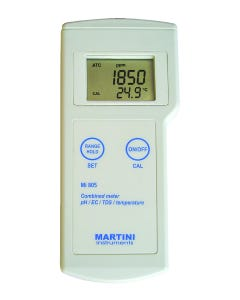 Commercial Grade Combo pH/EC/TDS/Temp Meter