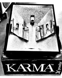 Karma 8 inch Reflector from GrowLite