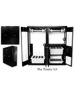 SuperCloset Trinity 3.0 - Grow Boxes