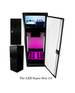 SuperCloset - LED SuperStar - LED Stealth Grow Box
