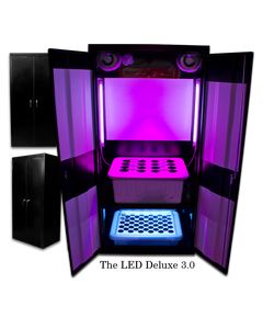 SuperCloset LED Deluxe 3.0 - LED Grow Box