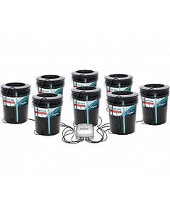 Active Aqua Root Spa 5 Gal -  8 Bucket System