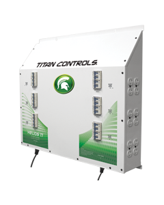 Titan Controls Helios 17 - 24 Light 240V Controller with Dual Trigger Cords