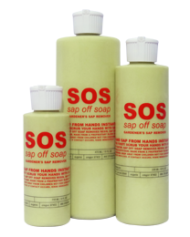 Sap Off Soap (SOS) S.O.S. by Roots Organics