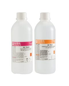Hanna 1413 uS-CM Calibration Solution -- 16 oz