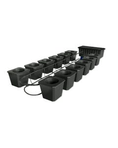SuperCloset Bubble Flow Buckets  - 12 Site System