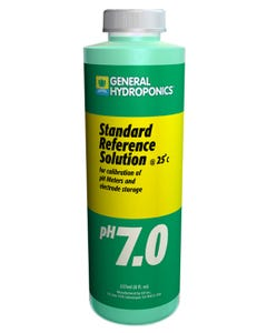 General Hydroponics Calibration pH 7.01 Calibration Solution -- 8 oz