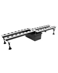 SuperCloset Super Flow Ebb and Flow Hydroponic Grow System - 32 Site System