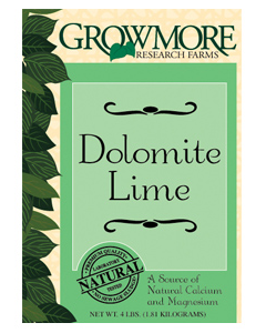 Grow More Dolomite Lime - 4 lbs
