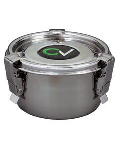 """CVault Small Humidity Curing Storage Container, 3.25"""" x 1.75"""""""