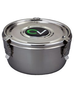 """CVault Large Humidity Curing Storage Container, 4.75"""" x 2.25"""""""