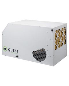 Quest Dual Overhead Dehumidifier - 205 Pints