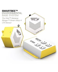 SmartBee Environmental Base System (The Hive + LTH sensor + Smart Strip 4)