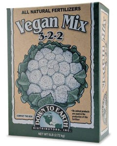 Down To Earth - Vegan Mix (3-2-2)