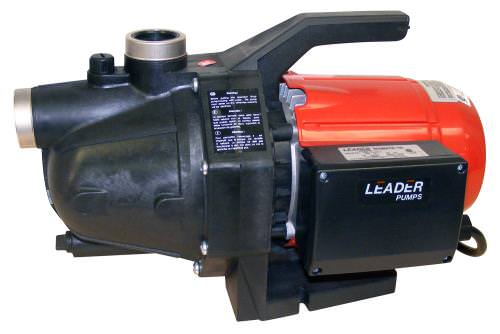 Leader Ecojet 110 1 2 HP 1 - 115 Volt - 960 GPH Water Pump