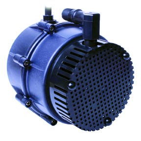 Little Giant NK-1 Submersible Pump The Little Giant NK-1 is for commercial, industrial, and home use worldwide where liquid must be transferred or recirculated. 210 GPH @ 1 ft. Corrosion-resistant nylon housing. Sump-type screened inlet. Operates submersed. 1/4  MNPT outlet accepts 1/2  I.D. tubing. Thermally protected. Bottom or side intake. Manufacturer Item No. 526003. One year limited warranty. Permanently lubricated pumps for commercial, industrial and home use where liquid must be transferred or recirculated. Applications include hydroponic systems, water gardens, ponds, etc. Sump-type screened inlet. Bottom or side intake. Sump-type screened inlet. Corrosion-resistant nylon housing. 1/4 in MNPT outlet accepts 1/2 in I.D. tubing. Thermally protected. Bottom or side intake. Manufacturer Item No. 526003.