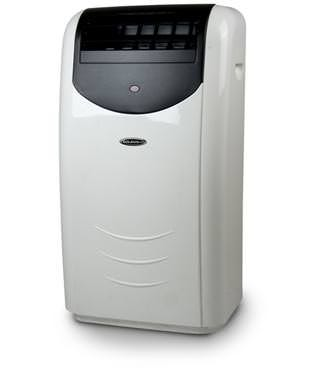 Soleus LX-140DB 14,000 BTU AC, Heat, Fan, Dehumidifier, with Heat Pump The Soleus Air LX-140BL Portable Air Conditioner and Heater is a truly versatile AC that features 4 distinct operating modes—cooling, heating, dehumidifying, and fan-only. Thanks to 3 ample fan speeds, warm or cool air is effortlessly distributed throughout your environment for maximum comfort. One of the most powerful portable ACs around, the Soleus LX-140 also includes multiple user-friendly enhancements such as a multi-color vacuum fluorescent display (VFD), convenient 24-hour programmable timer, and remote control. Key Features 60 Pint Dehumidifier Multi-color display 3 speed fan with Oscillation 24 Hour programmable timer Programmable Thermostat & settings Programmable LCD remote control Dual Hose design Energy efficient dual motor Loss of power protection Auto restart Multifunctional Design The Soleus Air LX-140BL portable AC was developed to effectively and efficiently meet multiple air treatment needs with just 1 device. Cool: The LX-140 portable air conditioner delivers 14,000 BTUs of cooling power to rooms sized 400-500 square feet. Heat: This Soleus air conditioner has an 14,200 BTU heating capacity that is perfect for chilly winter nights. Dehumidify: This mode removes up to 60 pints of excess moisture from your home each day. Fan-Only: This mode is great for comfortable days when you just want a simple, cool breeze to circulate fresh air throughout your area. Auto: This feature automatically chooses the correct mode based on your room temperature. For example, if the temperature is below 68 degrees F, the Heating mode will run. If the room temperature is above 80 degrees F, the Cooling mode will be activated. Sleep: Sleep mode will run at a low, quiet fan speed and automatically adjust the thermostat to help you rest comfortably throughout the night. Versatile Operation This room air conditioner comes with 2 ventilation options. The single-hose option is perfect for quick spot coolin