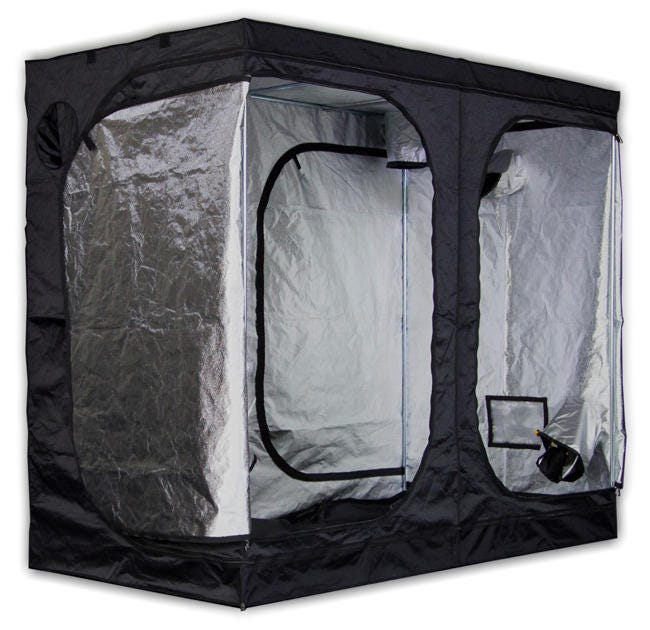 Mammoth Tent - Pro 240 Wide - 8 x 4 x 6 6 ft