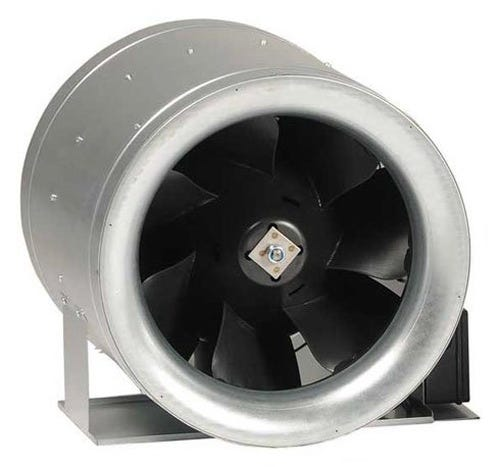 Photograph of Can-Fan Max-Fan -- 10 inch -  1019 CFM