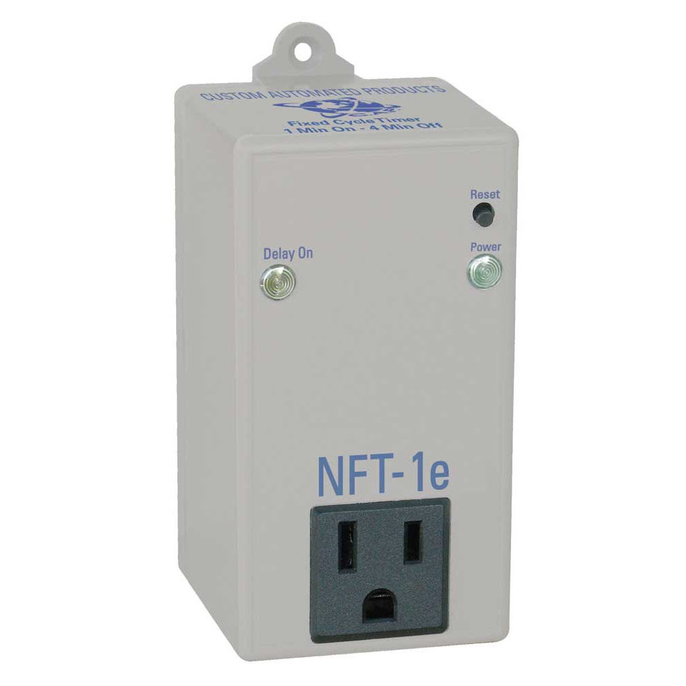 C.A.P. NFT-2e Cycle Timer (DISCONTINUED)