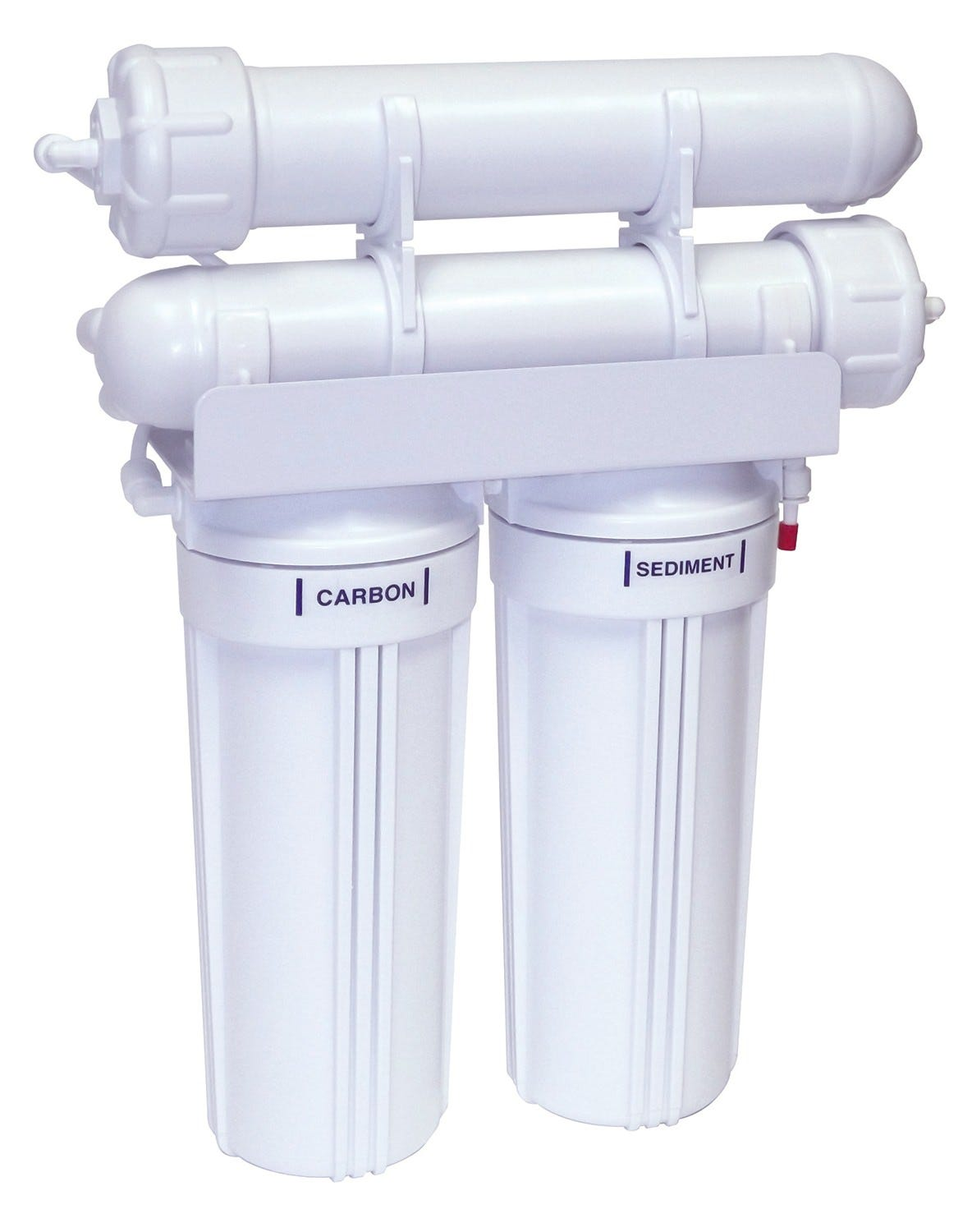 Pure Grow H2O 200 GPD Reverse Osmosis (RO) Filtration System