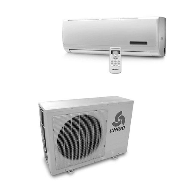 Chigo Air Conditioning Mini Split Combo - 16 SEER 9,000 BTU