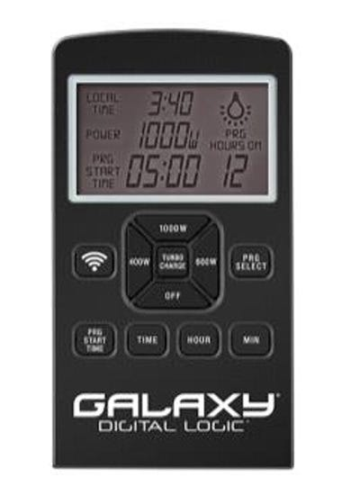 Galaxy Digital Logic 1000 Watt Remote Control