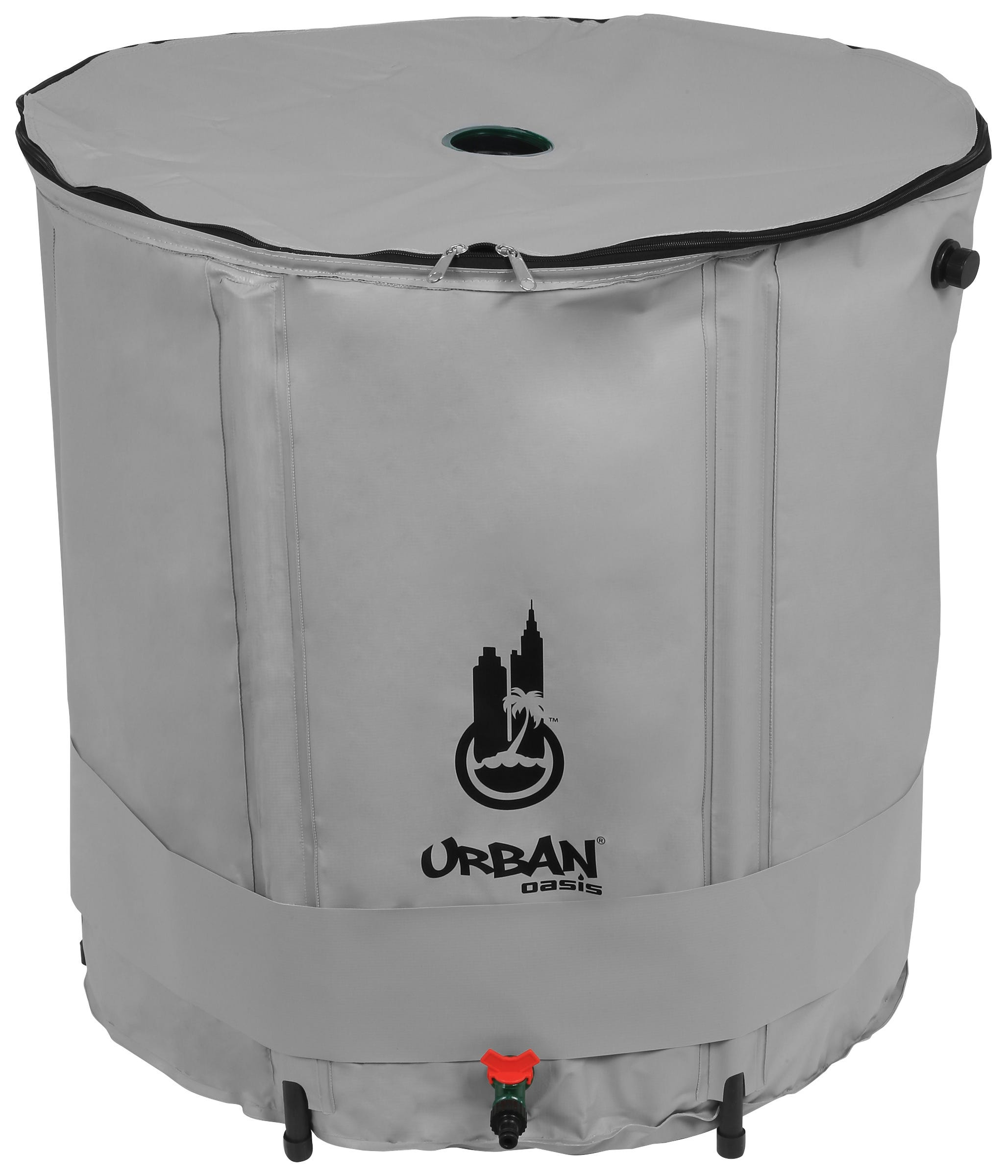 sc 1 st  Growers House & Urban Oasis Collapsible Water Storage Barrel -- 104 Gallon