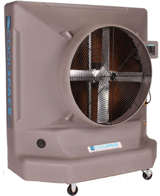 "Cool-Space AVALANCHE36 3 Speed Belt Drive - 36"" Evaporative Cooler"