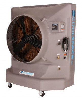 "Cool-Space AVALANCHE36 Variable Speed, Belt Drive - 36"" Evaporative Cooler"