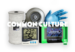 10% Off Common Culture with a purchase of a Grow Tent