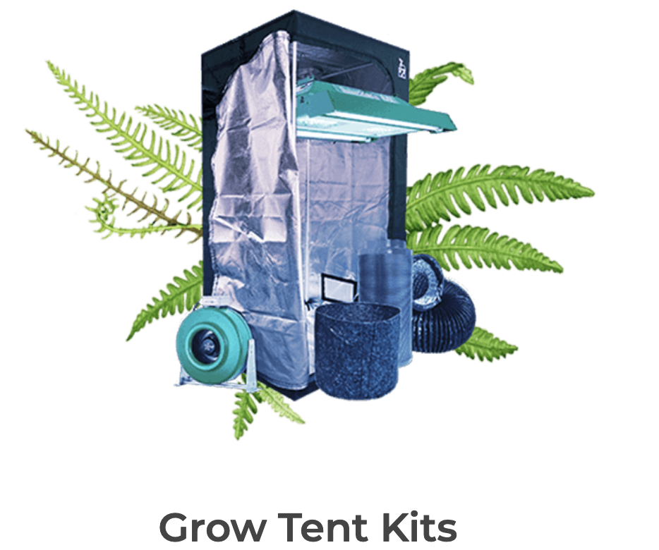 Staff Designed Grow Tent Packages