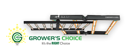 Save Now » UP to 20% off on Grower's ChoiceROI-E LED