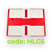HLG 550 R-Spec 5% Off with code: HLG5