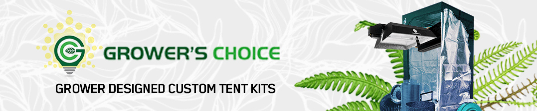 Grower's Choice Complete LED Grow Tent Packages