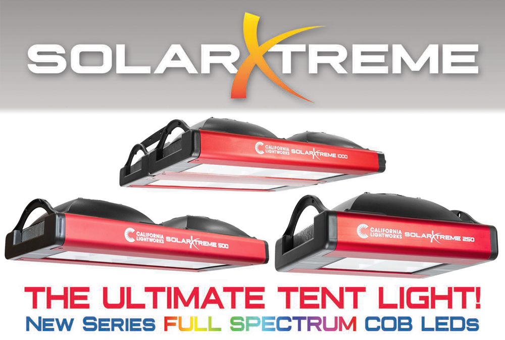 California Light Works SolarXtreme Series LED Grow Lights