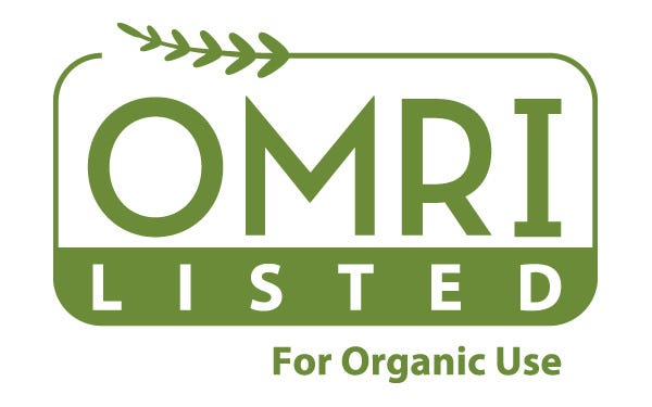 OMRI (Organic Materials Review Institute)