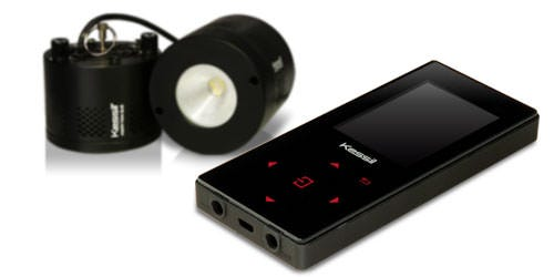 A-Series Spectral Controller with A360WE LED Light (LED not included)