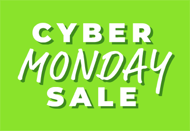 Cyber Monday Sales + 15% OFF SITEWIDE!