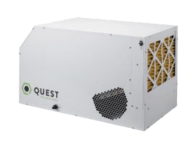 Save 15% on Refurbished Quest Dehumidifiers